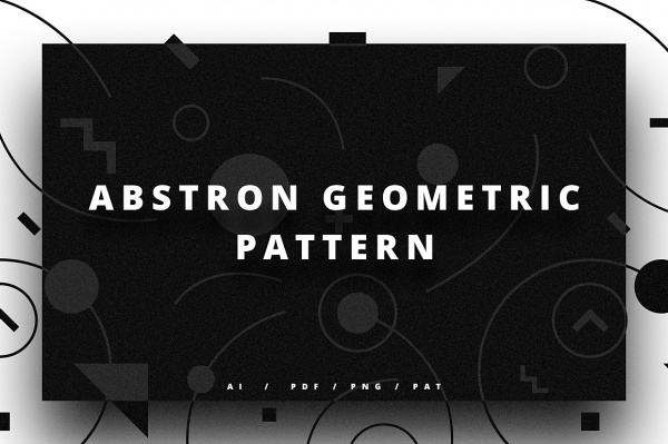 Abstron - Geometric Pattern ((eps (43 files)