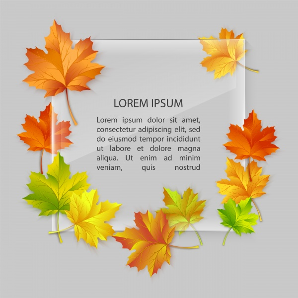 Autumn vector sale, fall sale design with autumn leaves ((eps (32 files)