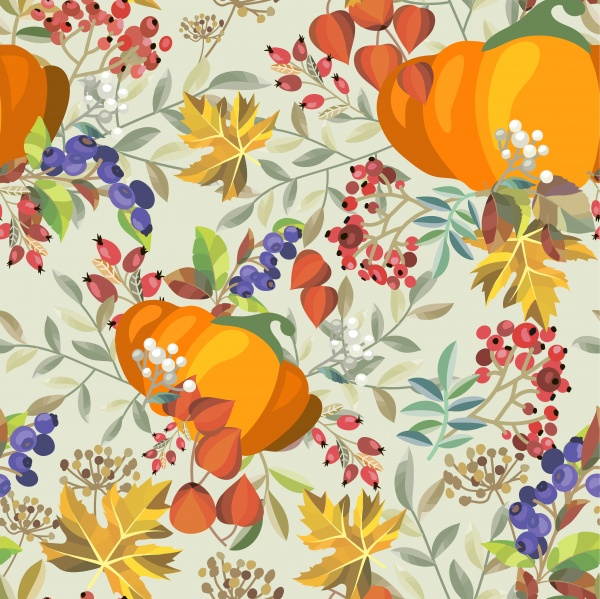 Autumn vector set ((eps ((ai (41 files)