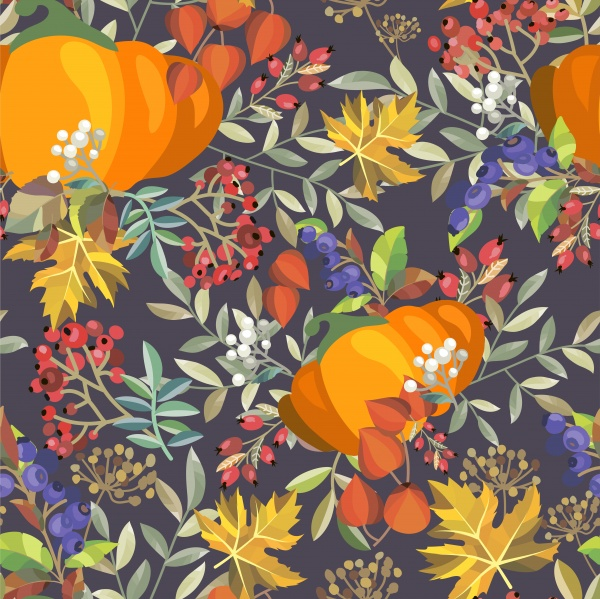 Autumn vector set ((eps ((ai (41 files)