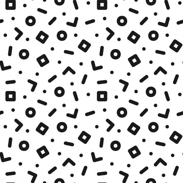 Bundle of Memphis seamless patterns ((png ((eps (54 files)