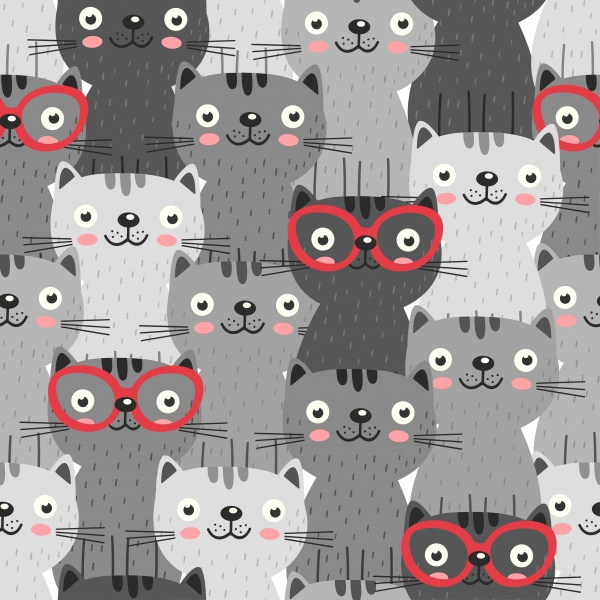 Cats collection ((eps (64 files)