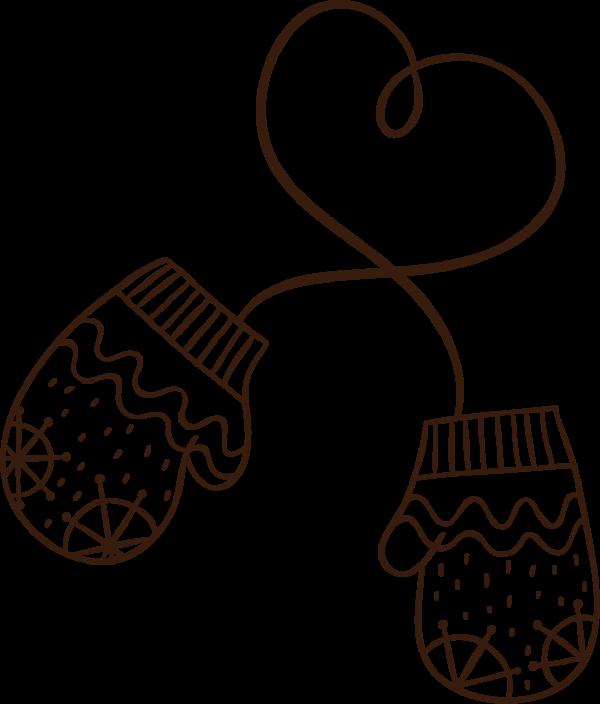 Cozy Winter Illustrations + Patterns ((eps ((jpg (144 files)