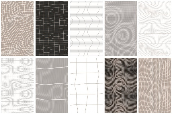 Elegant Background Patterns ((ai ((eps (100 files)