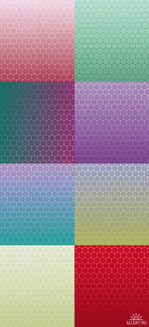 Geometric background ((eps (9 files)