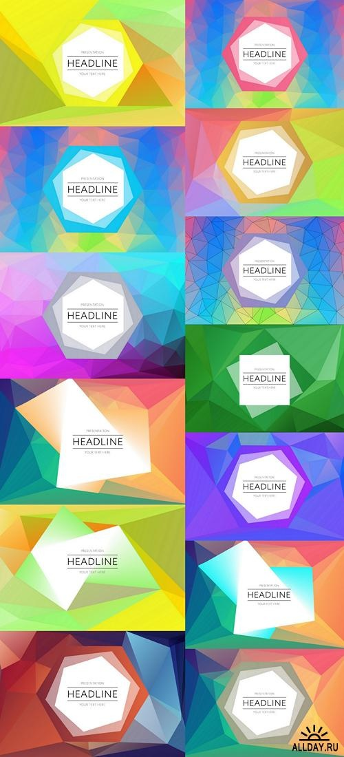 Polygonal cover ((eps (14 files)