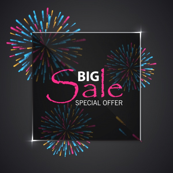 Sale vector banner template design ((eps (18 files)