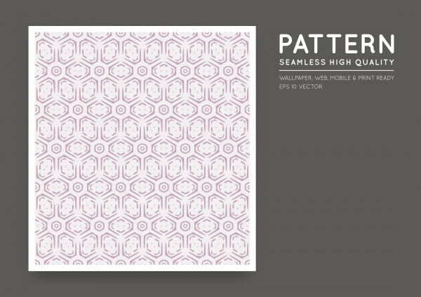 Seamless Pattern Collection 144 ((eps (48 files)
