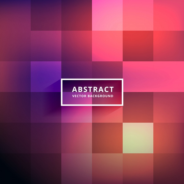 Abstract shiny colorful vector tiles background ((eps (38 files)