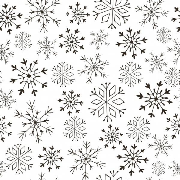 Cristmas mood - pattern set ((psd (18 files)