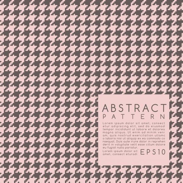 Fabric Pattern  Plaid ((eps (50 files)