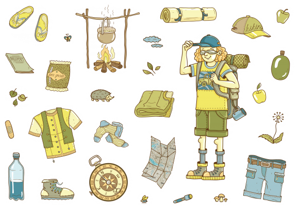 Adventure Travel ((eps ((png - 2 (34 files)